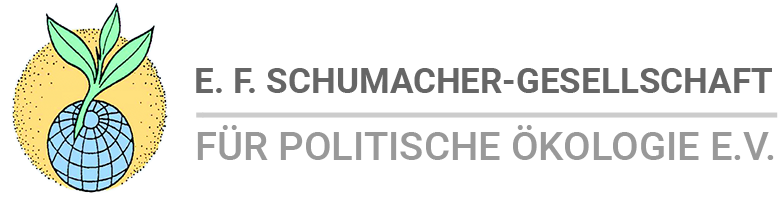 Logo E. F. Schumacher-Gesellschaft für politische Ökologie e.V.